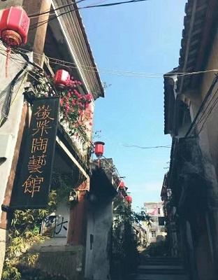 深圳大鹏所城6